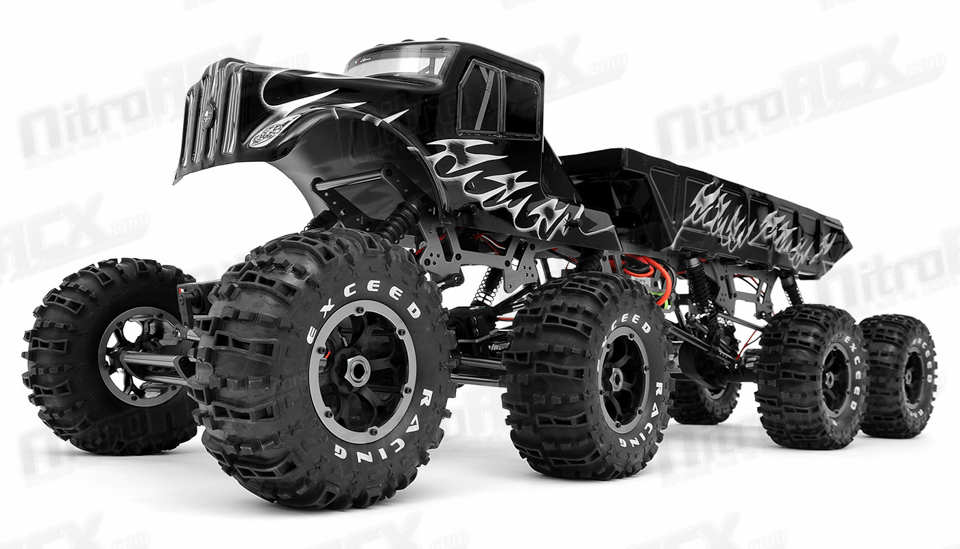 exceed rc 1 8 scale mad torque 8x8 rock crawler 2 4ghz ready to run rh nitrorcx com Basic Electrical Schematic Diagrams Automotive Wiring Diagrams