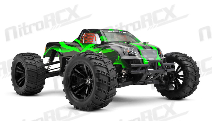 Iron Track Bowie 1:10 Scale 4WD Electric Truck Ready to Run (Green on remote control trucks ford, remote control trucks toyota, remote control trucks cars, remote control trucks engine, remote control trucks 4x4,