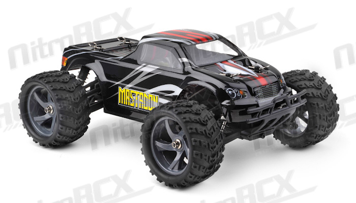 Iron Track Electric Mastadon 1:18 4WD Brushless Truck Ready to Run on remote control trucks ford, remote control trucks toyota, remote control trucks cars, remote control trucks engine, remote control trucks 4x4,