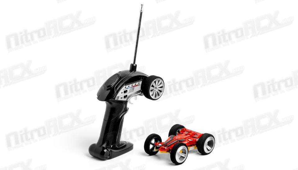 wl toys 2308 double side stunt car rc remote control radio car