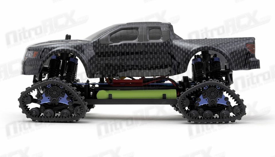Exceed Rc Infinitive Off Road Snow Truck Radio Car 1 10 Brushless