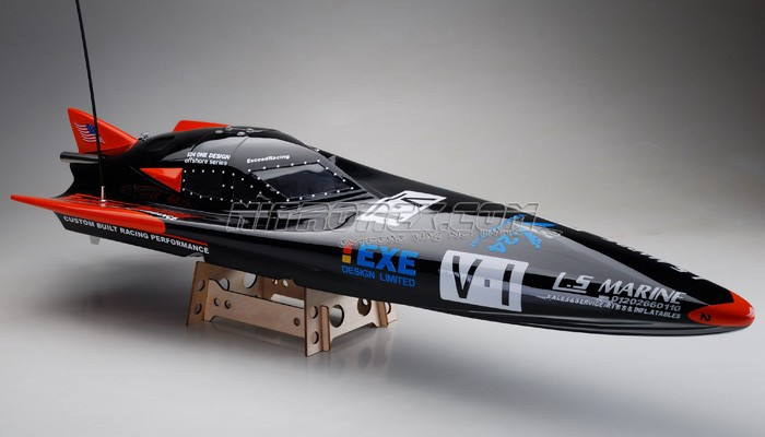 Exceed Vyper Electric Powered FiberGlass 920EP RACING Boat KIT