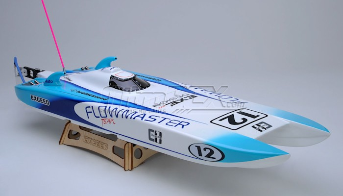 Exceed Racing Electric Powered Fibergl Catamaran 650mm ... on rc race sponsors, rc race parts, rc race trailers, rc race engines,