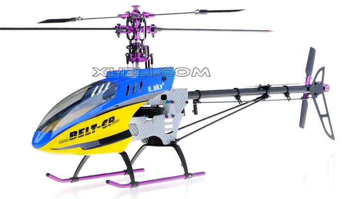 Esky belt cp v2 450 carbon edition rc helicopter kit rc remote.