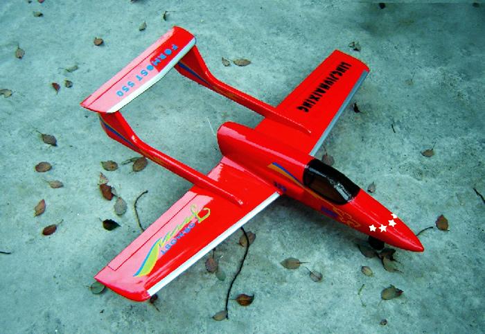 Formost 550 RC Plane