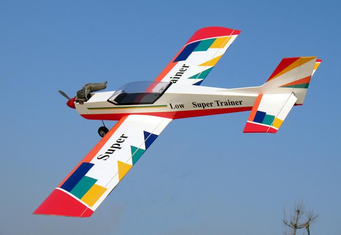 Low Wing R/C Super Trainer 40
