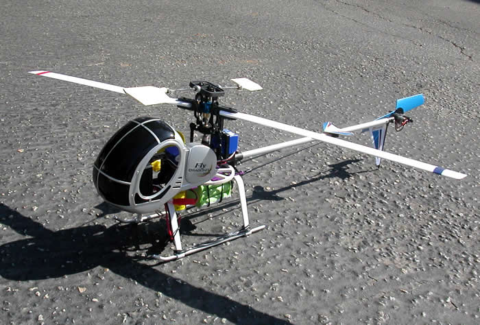 RotorFly RC Helicopter