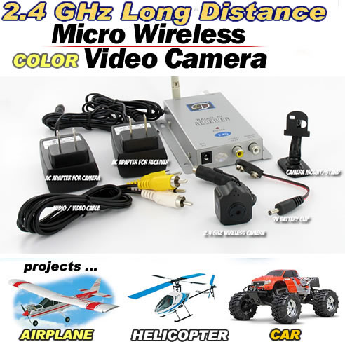 World S Smallest 2 4ghz Micro Spy Cam Cam24ghz