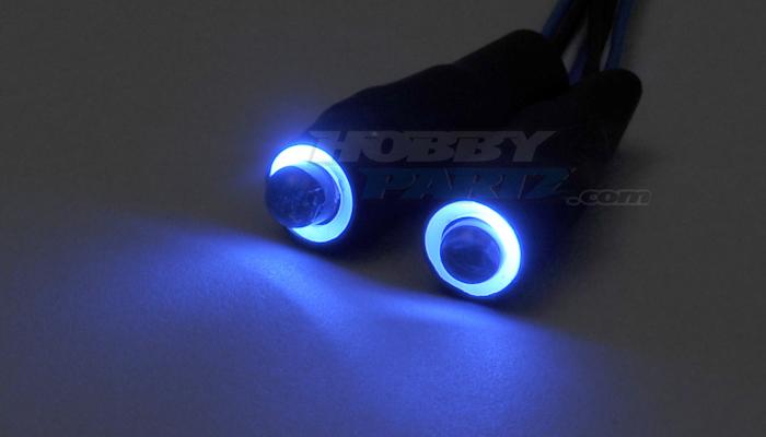 hobbypartz led angel eyes car headlights blue rh hobbypartz com DIY RC Car DIY RC Car