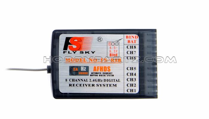 Fly Sky Fs-th9x 2 4ghz 9ch Transmitter