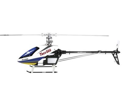 KX0160NPO T-REX 600 Nitro LE Kit only, No Elec