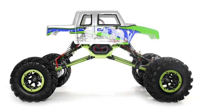 rc radio truck 1 10 scale exceed rc mad crawler 4wd rtr remote rh nitrorcx com