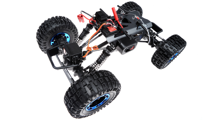 1 10 Mad Gear Cliff 2 4ghz R C Ready To Run Rtr Rock