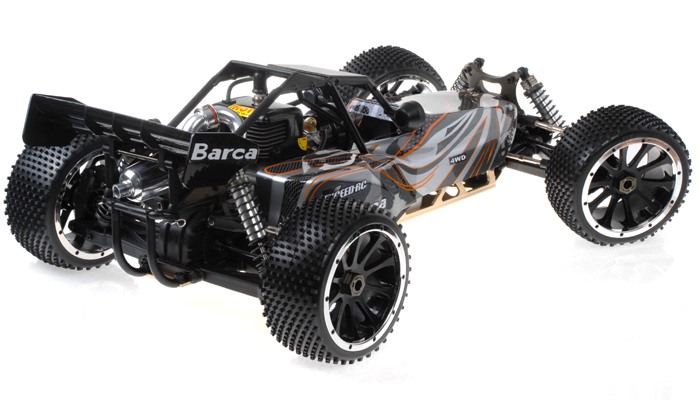 Buggy Radio Car 1 5th Giant Scale Exceed Rc Barca 30cc Gas Powered