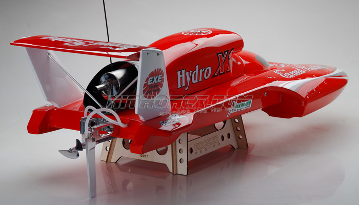 Exceed Racing FiberGl HYDRO X1 26CC Gas Powered ARTR Almost ... on rc race sponsors, rc race parts, rc race trailers, rc race engines,