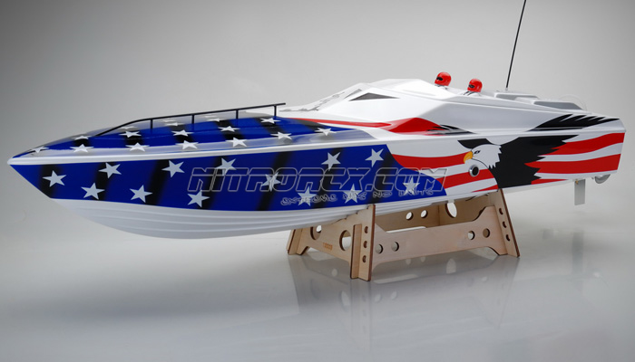 Exceed Racing FiberGl EAGLE 1300GS260 Gas Powered Speed Boat KIT on radio control wood boats, radio control racing boats, radio remote airplanes, radio controlled nitro boats, large radio control boats, radio control tug boats, radio control model boats, gas powered toy boats, rc gas boats, radio control toy boats, scale radio control boats, large toy boats, traxxas boats, pt boats, remote control boats, radio controlled airplane engines, radio controlled gas powered hydroplanes,