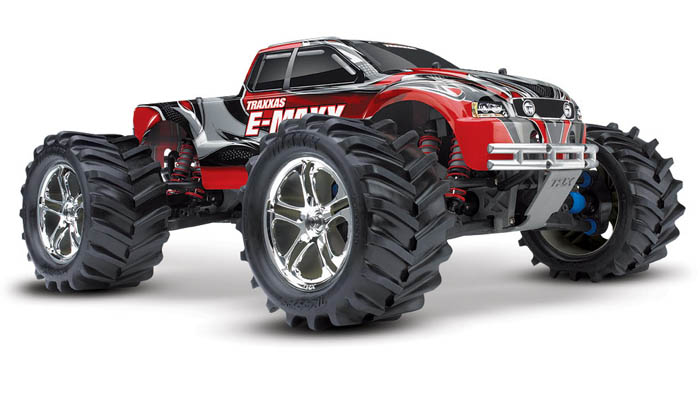 Traas 1 10 E Ma Evx 2 Rtr Rc Electric Truck W Radio 4wd 16 8v Mt