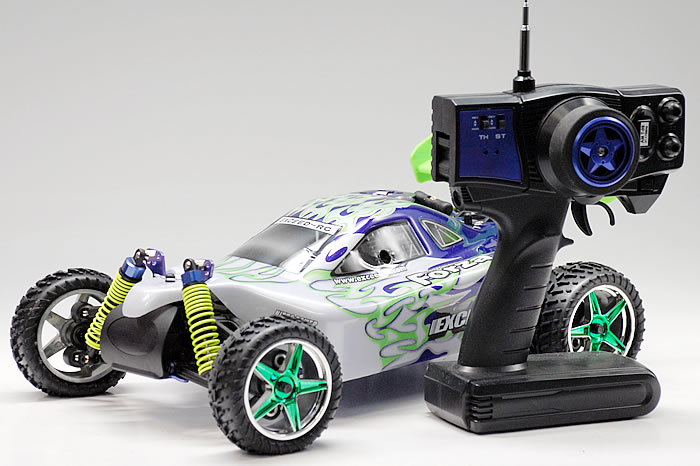 Xtreme Nitro Buggy Gas Car