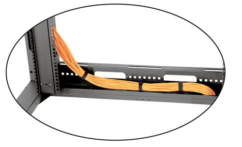 Bottom Frame Cabling