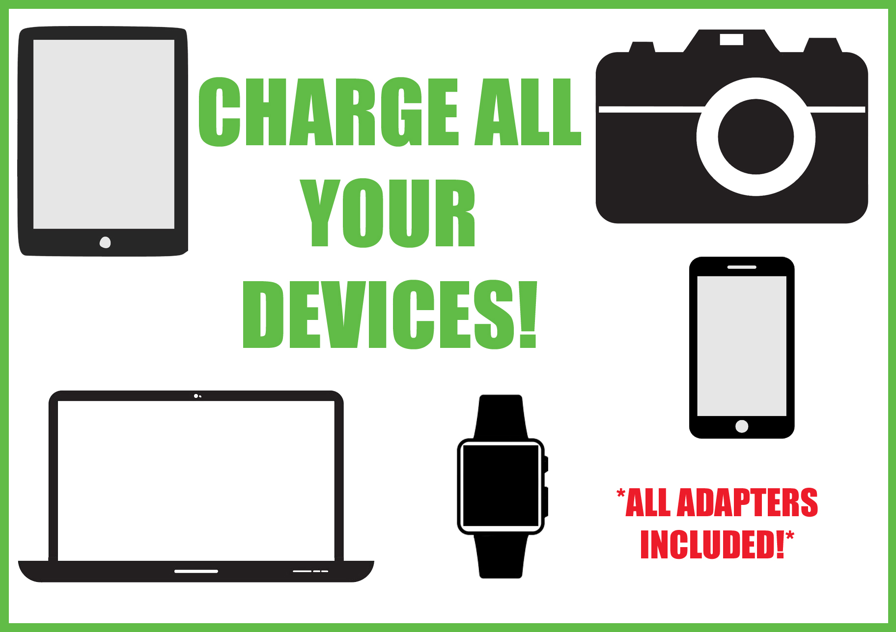CHARGE DEVICES