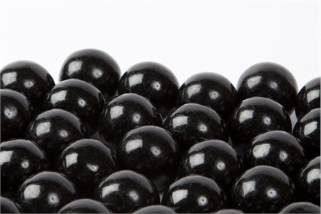 Black Gourmet Gumballs (4 Pound Bag)