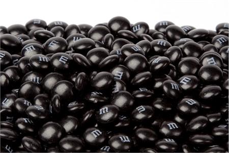 Black Milk Chocolate M&M's Candy (1 Pound Bag)