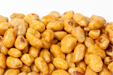 Butter Toffee Almonds (25 Pound Case)