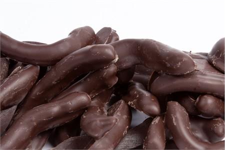 Chocolate Dipped Orange Peels (1 Pound Bag)