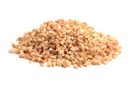 Roasted and Chopped Peanuts (25 Pound Case)