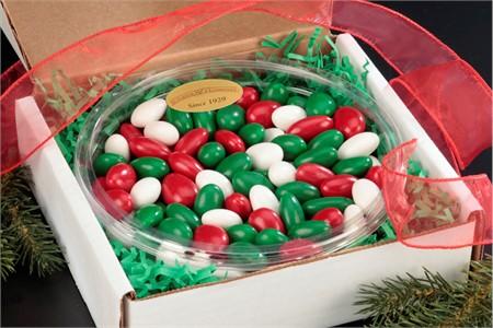 Christmas Jordan Almonds Gourmet Tray