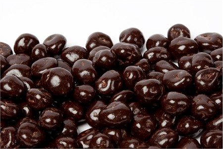 Dark Chocolate Covered Cherries (25 Pound Case)