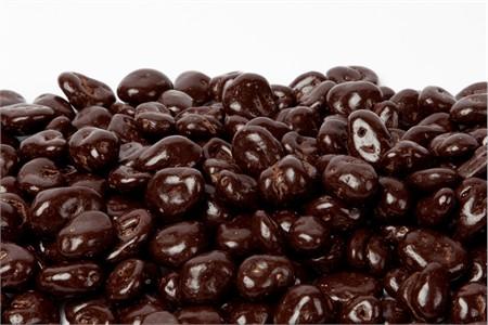 Dark Chocolate Covered Cranberries (25 Pound Case)