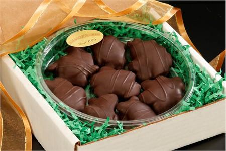 Dark Chocolate Pecan Caramel Turtles Gourmet Tray