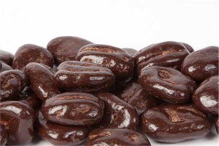 Dark Chocolate Covered Pecans (25 Pound Case)