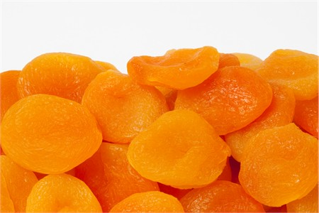 Turkish Dried Apricots (1 Pound Bag)