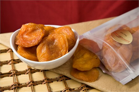 Dried Nectarines (4 Pound Bag)