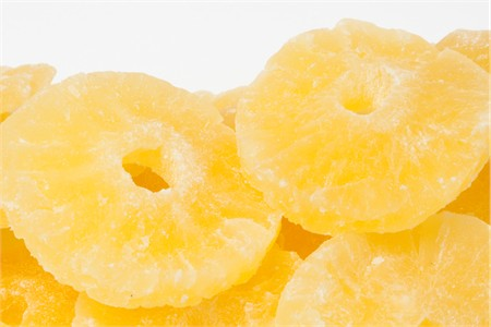 Dried Pineapple Rings (1 Pound Bag)