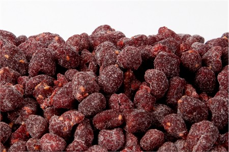 Dried Red Raspberries (4 Pound Bag)