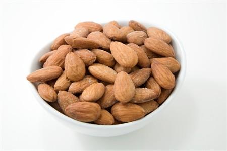 Dry Roasted Almonds (25 Pound Case)