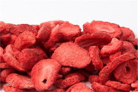 Freeze Dried Strawberries (2oz Tub)
