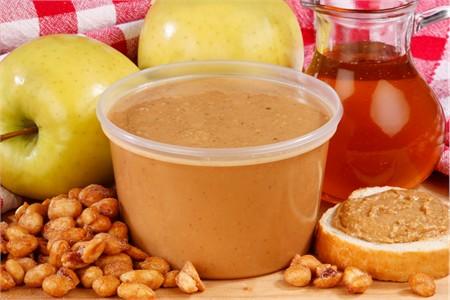 Honey Roasted Peanut Butter (1 Pound Tub)
