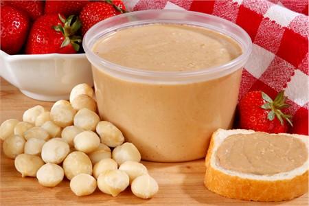 Fresh Macadamia Butter (16 oz. Jar)