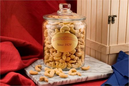 Giant Cashews (5 Pound Jar)