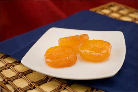 Australian Glazed Apricots (2 Pound Bulk)