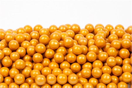 Gold Sixlets (1 Pound Bag)