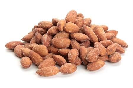 Honey Roasted Almonds (25 Pound Case)