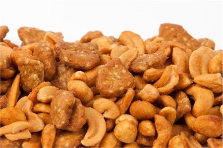 Honey Roasted Cashew Snack Mix (1 Pound Bag)