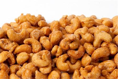 Honey Roasted Cashews (4 Pound Bag)