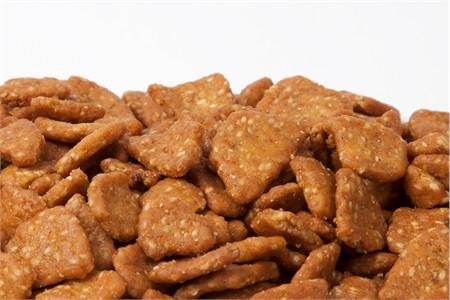 Honey Roasted Sesame Chips (1 Pound Bag)