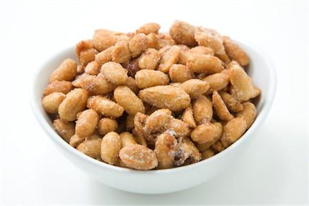 Honey Roasted Virginia Peanuts (10 Pound Case)
